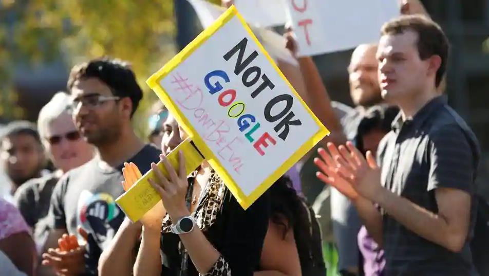 جوجل ترضخ للاحتجاجات وتعلن عن تغيير سياسات التحرش الجنسي في الشركة