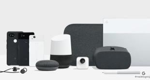 جوجل تستشرق المستقبل وتكشف عن 6 منتجات جديدة تحت شعار Made By Google