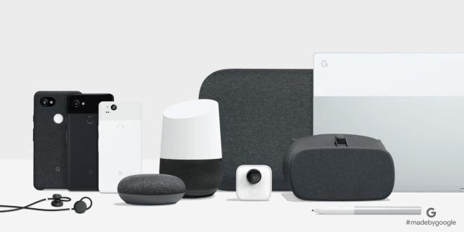 جوجل تستشرق المستقبل وتكشف عن 7 منتجات جديدة تحت شعار Made By Google