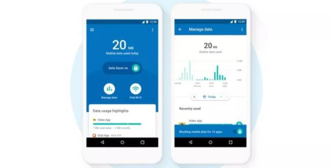 جوجل تطلق تطبيق Datally للحفاظ على باقة انترنت هاتفك