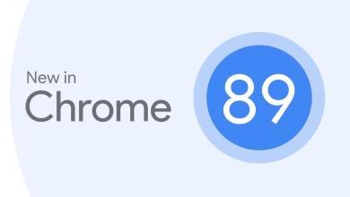جوجل كروم 89 ينطلق رسميا - قم بالتحديث الان