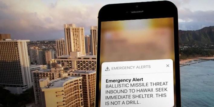حكومة المملكة المتحدة تختبر نظام رسائل الطوارئ للمواطنين
