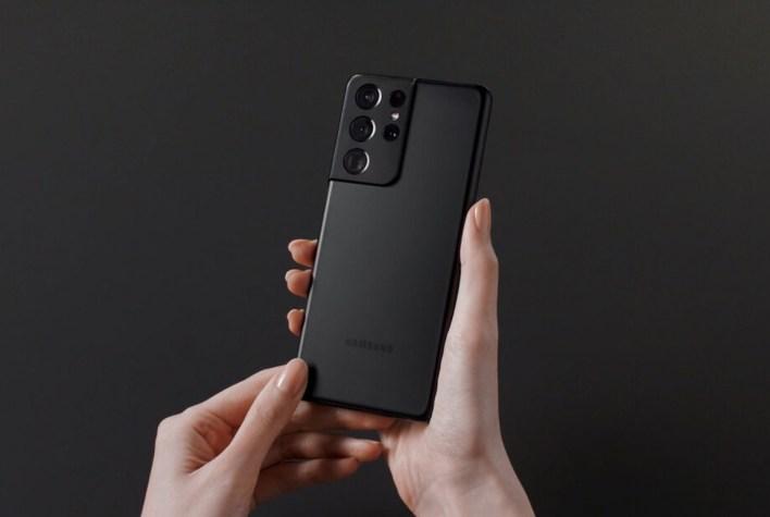 Galaxy S21 Ultra: سامسونج تبدأ العام بالرهان على هاتف رائد جديد 2