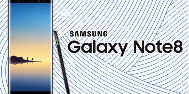 بالصور : سامسونج تكشف رسميا عن هاتف جالاكسي نوت 8 (تعرّف على كل المزايا الجديدة)