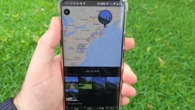 صور جوجل تعرض الان الجدول الزمني من خلال الخرائط