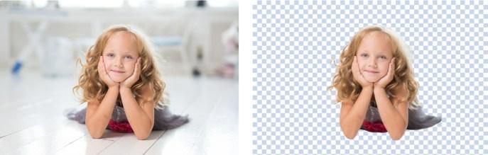 كيف تحصل على صور بخلفية شفافة بأسهل طريقة