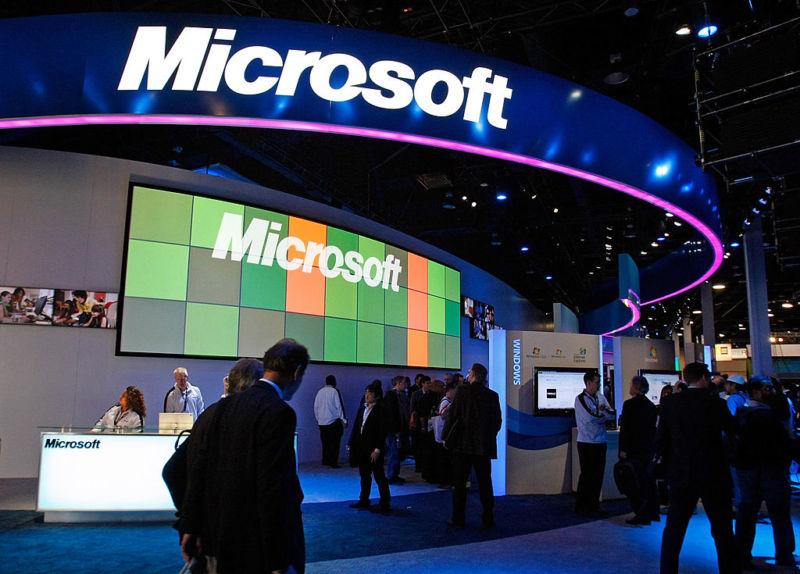 مايكروسوفت تعلن عن 8.8 صافي ارباح في أخر 3 شهور