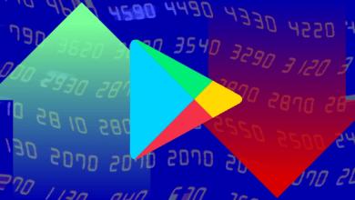 متجر جوجل بلاي يضيف ايقونة جديدة للتعرف على حجم شعبية التطبيقات