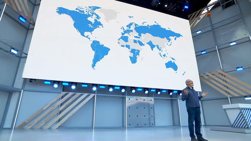 مساعد جوجل الرقمي يصل الى 6 دول عربية بنهاية العام الحالي