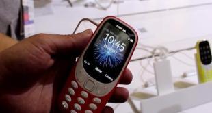 موديل جديد من هاتف نوكيا 3310 يصل خلال اسابيع للاسواق