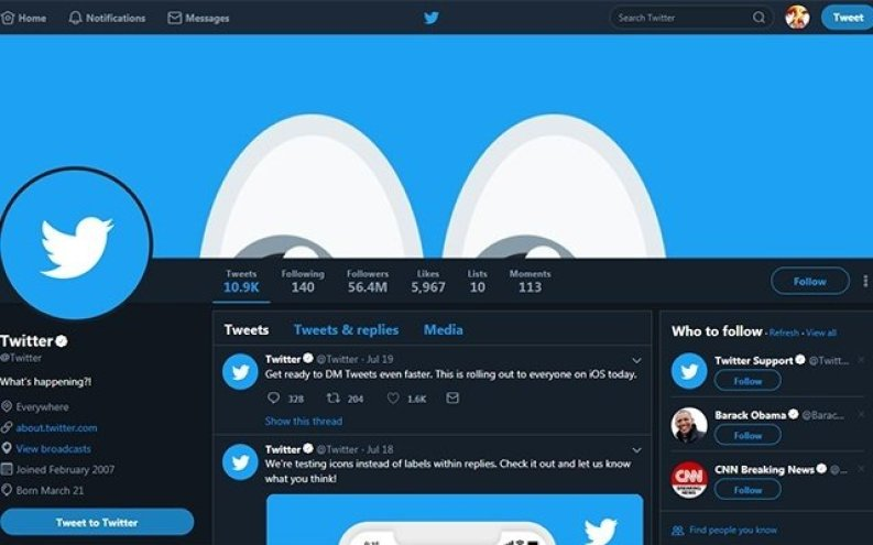 هيا بنا نعود الى شكل تويتر القديم على الويب (جوجل كروم وفايرفوكس)