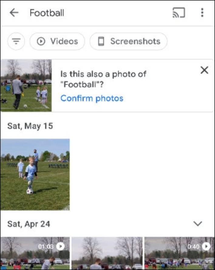 صور جوجل تمتلك ايضا ميزة I'm Feeling Lucky 1