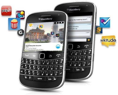 BlackBerry Tag, آلية جديدة لتبادل البيانات بين أجهزة بلاك بيري عبر الNFC 5