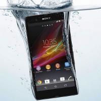هاتف Sony Xperia Z يستخدم ككاميرا تحت الماء 3