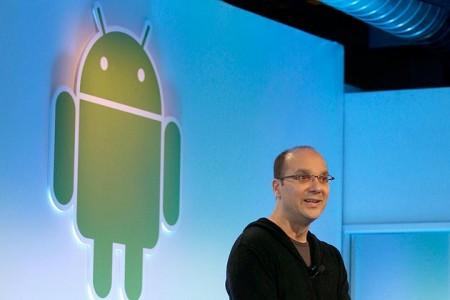 رئيس جديد للاندرويد في جوجل 5