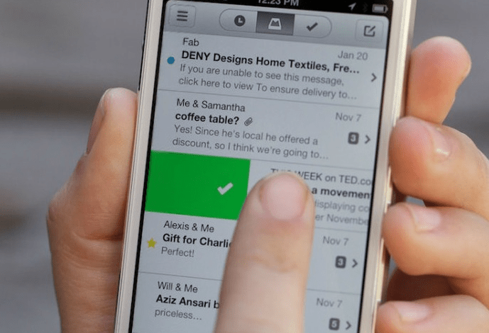 تطبيق Mailbox لبريد جيميل سيدمج مع دروب بوكس في التحديث القادم 5