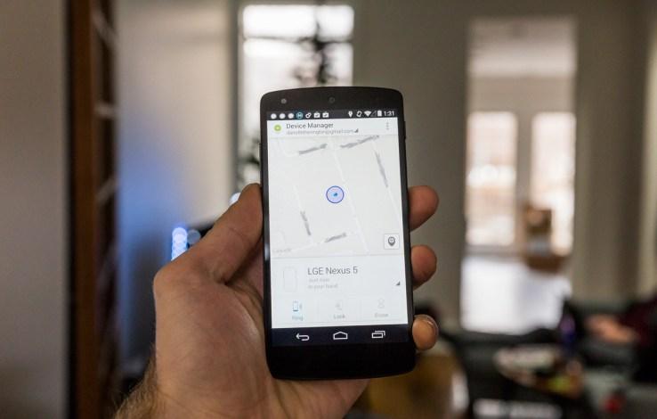 جوجل تطلق تطبيق Android Device Manager على متجر الاندرويد 8