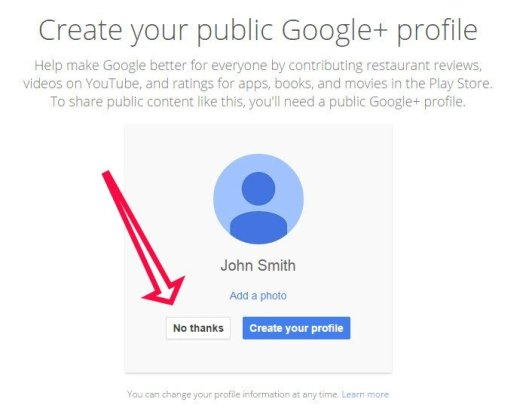 mandatory-google-integration