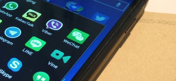 Mobile-Messaging-Apps