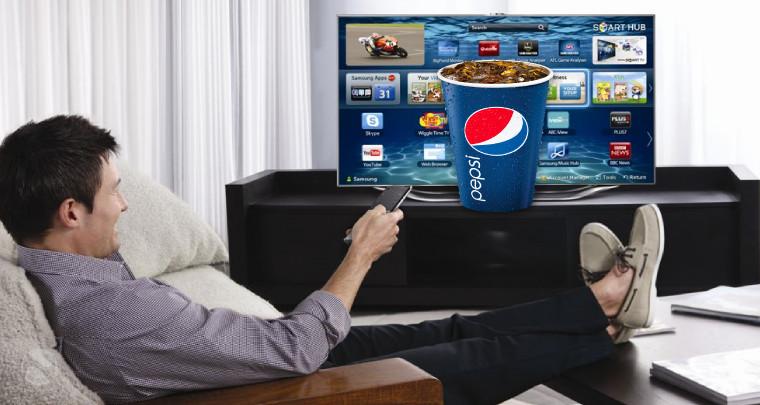 أجهزة تلفاز سامسونج الذكية تعرض اعلانات تجارية عبر التطبيقات المثبته 1
