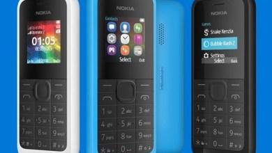 مايكروسوفت تطرح هاتف Nokia 105 بسعر 20 دولار فقط 6