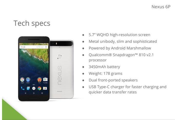 جوجل تكشف اليوم عن أجيال جديدة من هواتف نكزس 1
