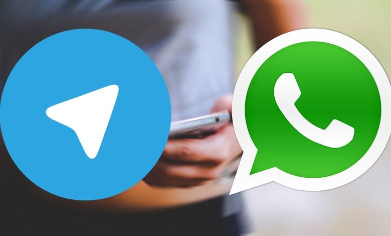فيديو يكشف عن امكانية اختراق تطبيقي واتس اب و تليجرام 2