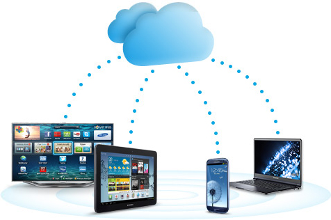 سامسونج قد تبدأ نشاط التخزين السحابي مع هاتف نوت 7 8