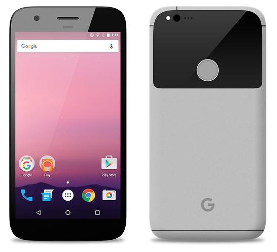 جوجل تضع كلمة النهاية لهواتف نكزس وتقدم هاتف Pixel الشهر القادم