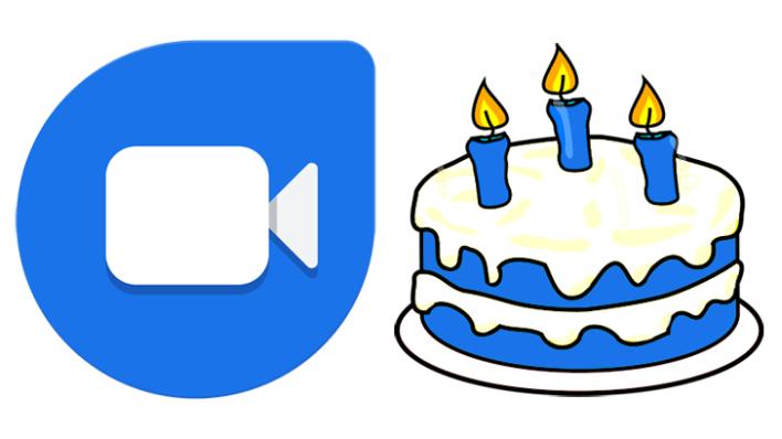 3 سنوات على تطبيق مكالمات الفيديو جوجل ديو