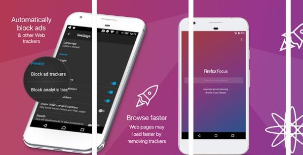 متصفح Firefox Focus متاح الان للاندرويد 2