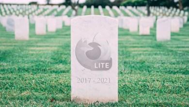 Firefox Lite يحال للتقاعد من 30 يونيو