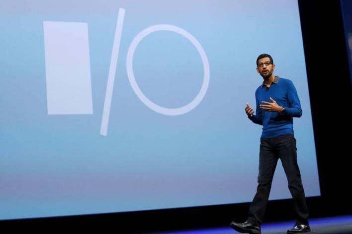 Google I / O للعام الحالي ينطلق 18 مايو القادم