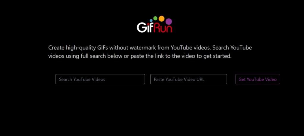 أسهل طريقة لانشاء صورة متحركة GIF من فيديو يوتيوب 1