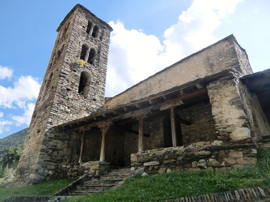 Sant Joan de Caselles Church in Andorra