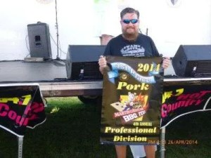 First place Pork!