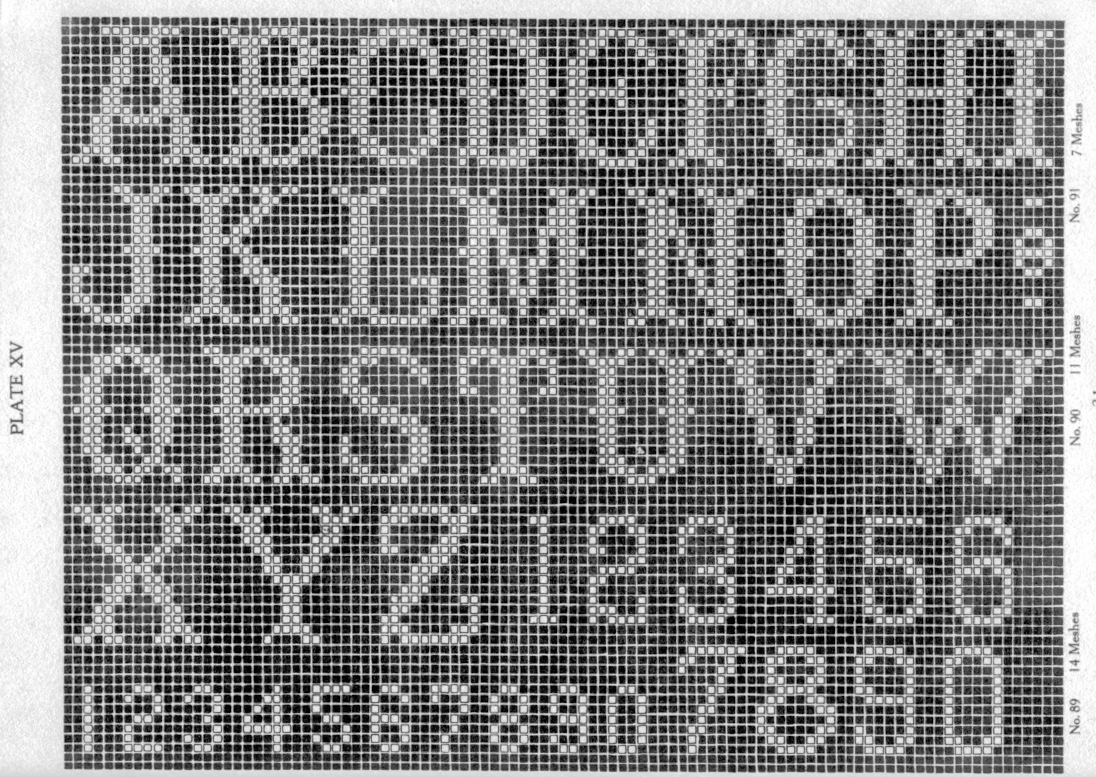 It is a picture of Free Printable Crochet Alphabet Patterns with regard to cabled knitting pattern english written pattern
