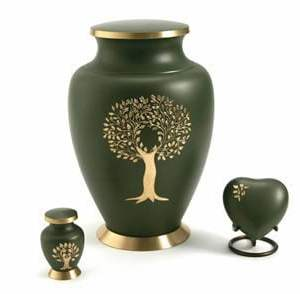 Aria Series Tree Of Life Cremation Urn