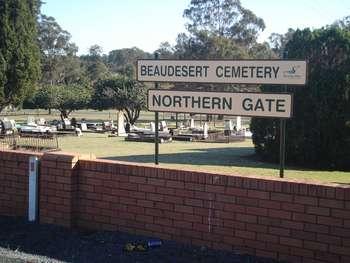 Beaudesert Cemetery