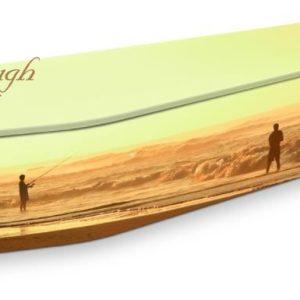 Fishing Beach Coffin