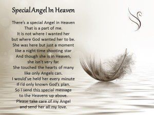 Special Angel In Heaven