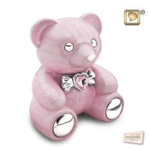 Cuddle Bear Infant Cremation Urns