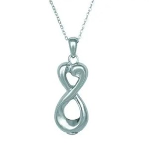 Infinite Love Ash Pendant