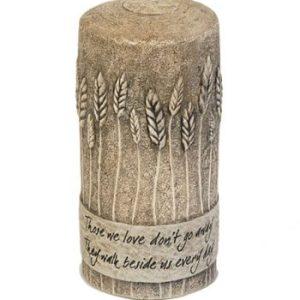 Wheat Cremation Urn Keepsake