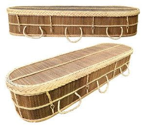 Wicker Coffins Caskets