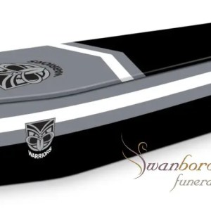 Warriors Coffin