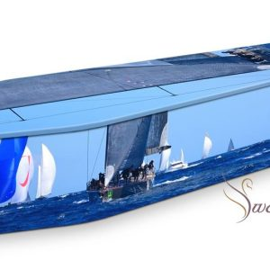 Yacht Racing Coffin