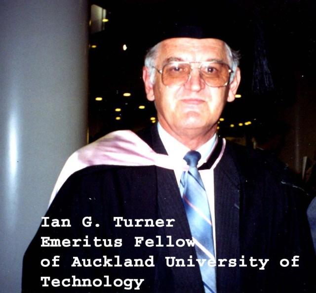 Ian Grenfell Turner