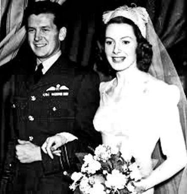 Image result for deborah kerr and tony bartley wedding