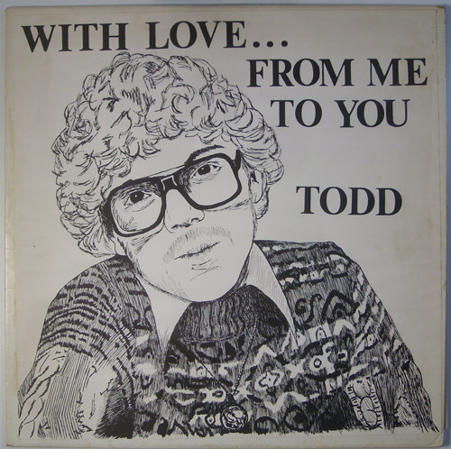 Todd - With Love From Me To You Cover